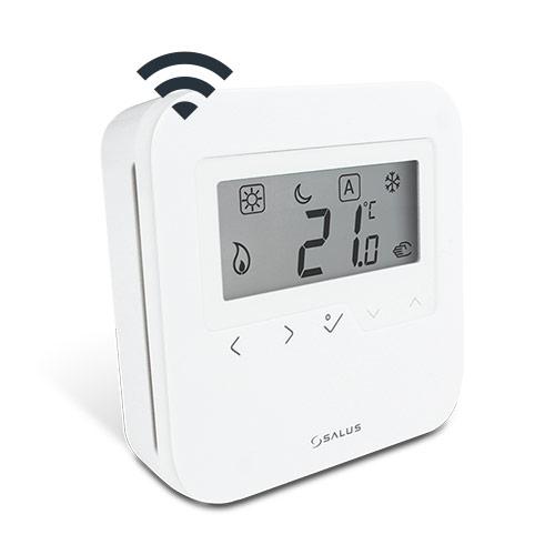 Bezdrôtový termostat SALUS HTRS-RF