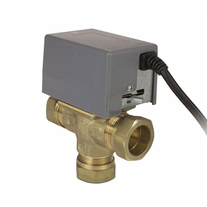 SALUS PMV31, Motorický ventil SALUS PMV31, SALUS PMV34 je 3-cestný motorický ventil, ktorý je určený pre domácia vykurovacie zariadenia. SALUS PMV34