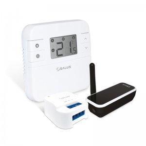 SALUSRT310iSR internetový bezdrôtový termostat