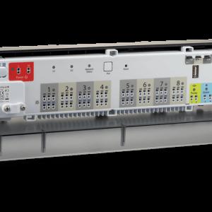 Bezdrôtová centrálna svorkovnica KL08RF 24V