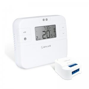 Bezdrôtový elektronický termostat – programovateľný RT510SR